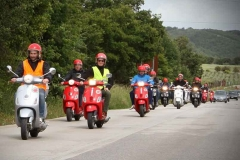 Vespa tour Charjming tours Alberobello 01
