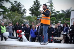 Vespa tour Charjming tours Alberobello 02